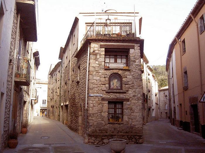 Poble medieval